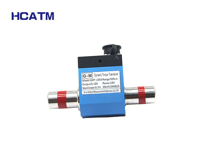 Dynamic Torque Measurement Sensor , Torque Load Cell With Long Working Life