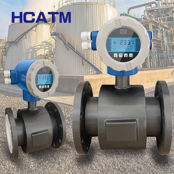 Sewage Liquid Integrated Electromagnetic Flow Meter
