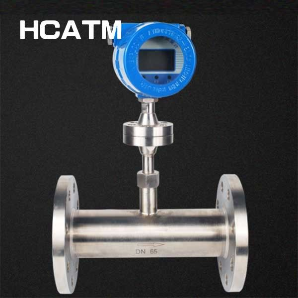 RTD 120Nm/S 4Mpa Thermal Gas Mass Flow Meter DN2000